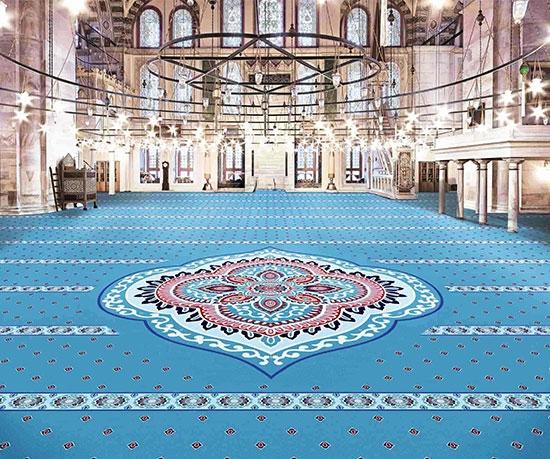 Günümüzde, camilere özel olan cami halıları, hem güzel bir görünüm sağlarken, hem de saf tasarımı sayesinde, düzgün bir saf oluşumu sağlamaktadır.