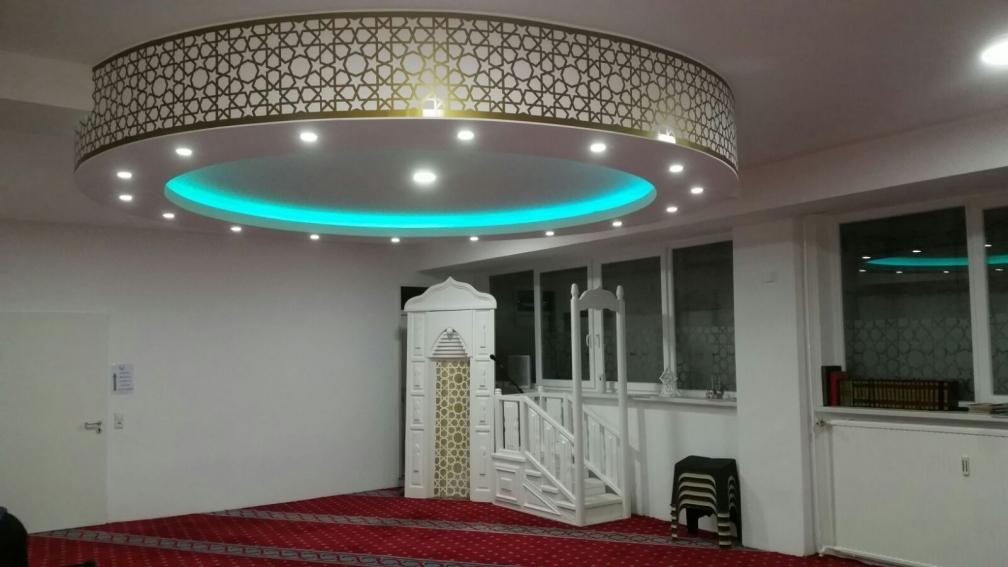 Almanya Schwabisch Gmünd Albanische Moschee