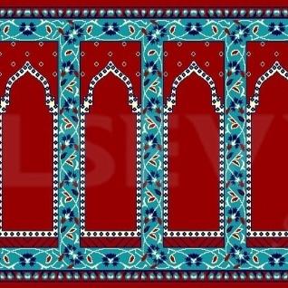 Seccadeli Cami Halısı için, halı üzerine seccade deseninin dokunarak üretildiği çok çeşitli model ve onlarca renk seçeneği ile dünya standartlarında üretim yapmaktayız.