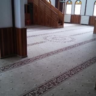 Gülseven cami ürünleri halısı yurt içinde onlarca cami ve mescide uygulanmıştır.