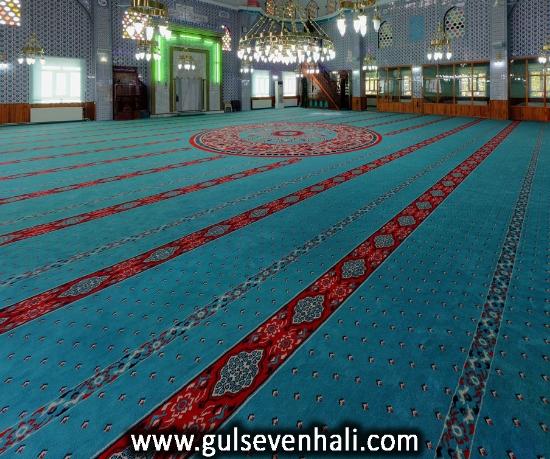 Camilerimizde üzerinde namaz kıldığımız camilerimizi boydan boya saran cami halılarının motiflerini sizlere anlatalım.