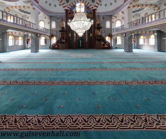 Bizi tercih ettikleri için İstanbul Ataşehir Ferhatpaşa Camine teşekkür ederiz.