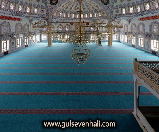 Sivas merkez 4 eylül camisinin tercih etmiş olduğu saflı cami halısı montajı tarafımızdan yapılmıştır. Bizi tercih ettikleri için 4 eylül camisineteşekkür ederiz.