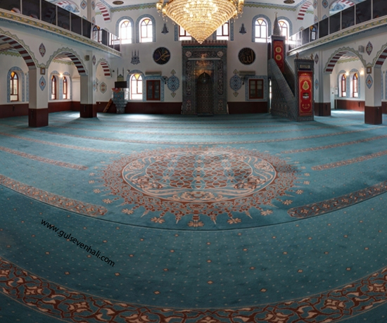 Antalya Kepez Aydoğdu camisinintercih etmiş olduğu saflı ve göbekli cami halısı montajı tarafımızdan yapılmıştır. Bizi tercih ettikleri için Antalya Kepez Aydoğdu camisine teşekkür ederiz.