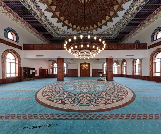 Antalya Bilim Üniversitesinin tercih etmiş olduğu saflı ve göbekli cami halısı montajı tarafımızdan yapılmıştır. Bizi tercih ettikleri için Antalya Bilim Üniversitesine teşekkür ederiz.