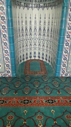 Afyon Sandıklı Hatice Valide Camii