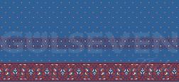 Saflı Cami Halısı Mavi - GH 1050