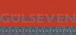Saflı Cami Halısı Kırmızı - GH 1050